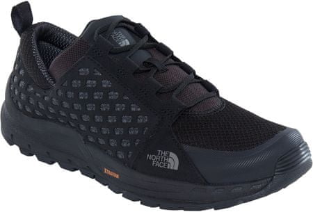 The North Face buty męskie M Mountain Sneaker Tnf Black/Smoked Pearl Grey 44.5