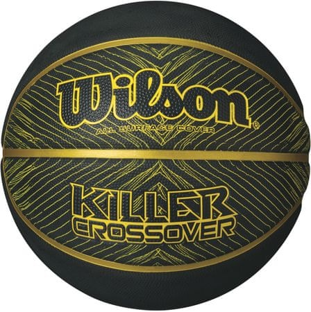 Wilson piłka do koszykówki Killer Crossover Sponge Basketball