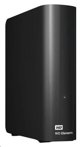 "WD Elements Desktop 6TB Ext. 3.5"" USB3.0, Black (WDBWLG0060HBK-EESN)"