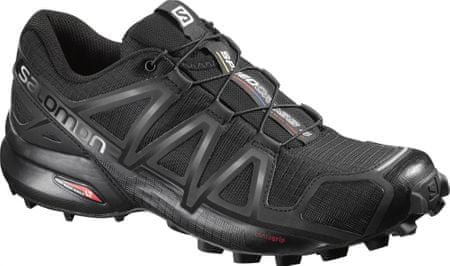 Salomon buty do biegania Speedcross 4 W Black/Black/Black Meta 37.3