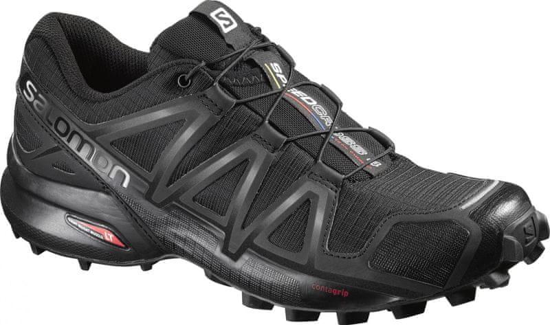 Salomon Speedcross 4 W Black/Black/Black Meta 42.0