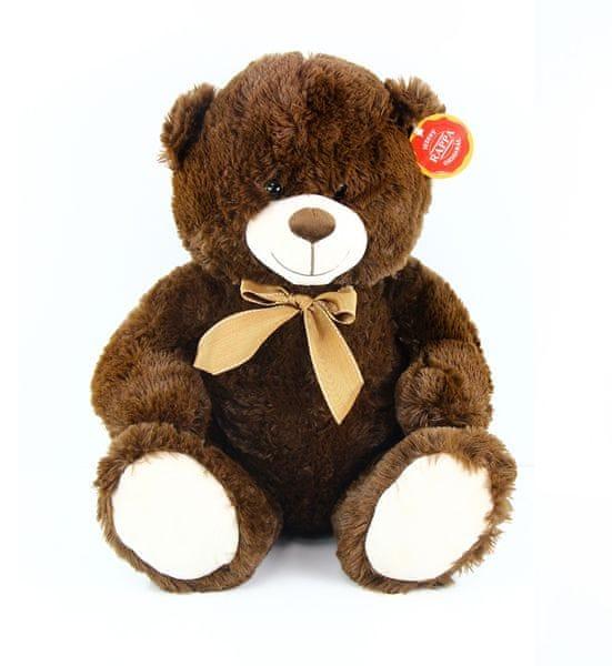 Rappa Velký plyšový medvěd Bubla 40 cm