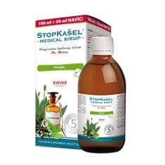Simply you Stopkašel Medical sirup Dr.Weiss 200 ml + 100 ml ZDARMA