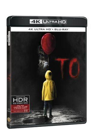 To   (2 disky)   - Blu-ray + 4K ULTRA HD