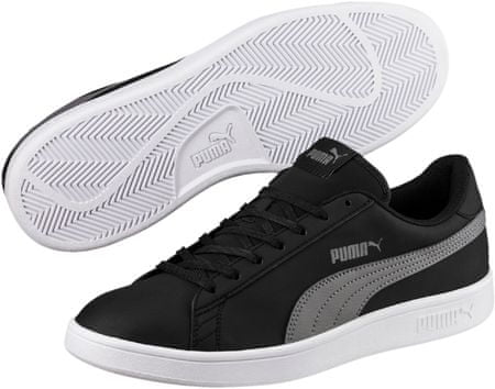 Puma Smash V2 Buck Black Quiet Shad 44,5