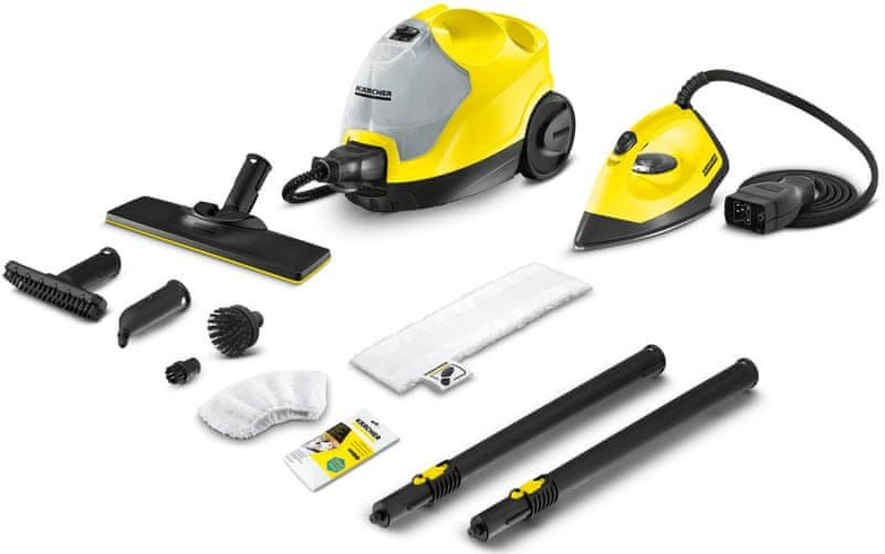 Kärcher SC 4 EasyFix Iron Kit (yellow)
