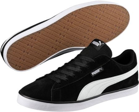 Puma Urban Plus SD Black White 45