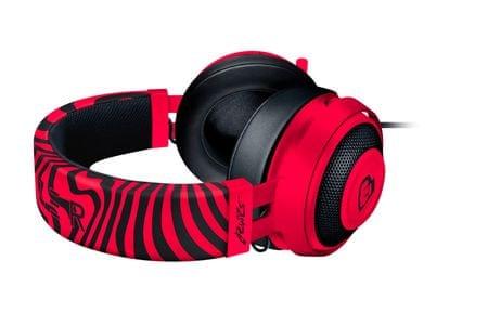 Kraken Pro V2 Neon Red - Oval - PewDiePie fejhallgató (RZ04-02050800-R3M1.  »« ce50bf0bb9