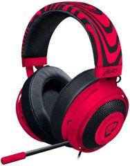 Razer Kraken Pro V2 Neon Red - Oval - PewDiePie (RZ04-02050800-R3M1)