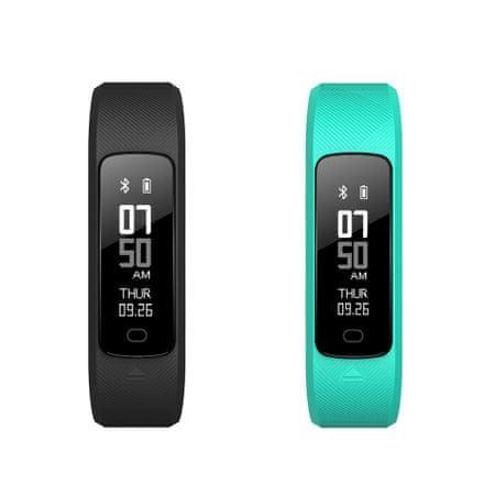 Evolveo FITBAND B2 - fitness karkötő a vérnyomás és pulzusszám mérésére
