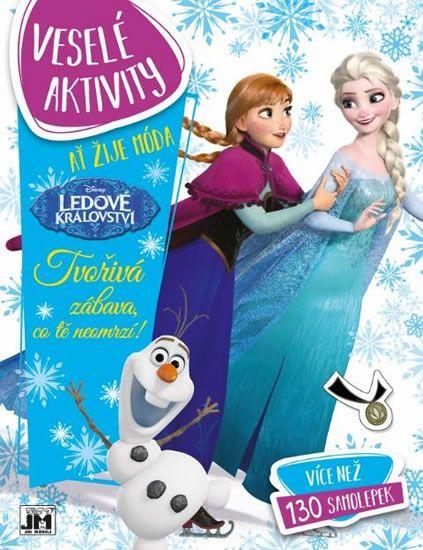 Ledové království - Veselé aktivity