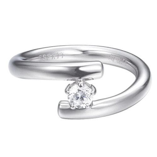 Esprit Stříbrný prsten se zirkonem ESPRIT-JW52920 57 mm