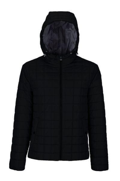 Geox pánská bunda 48 černá