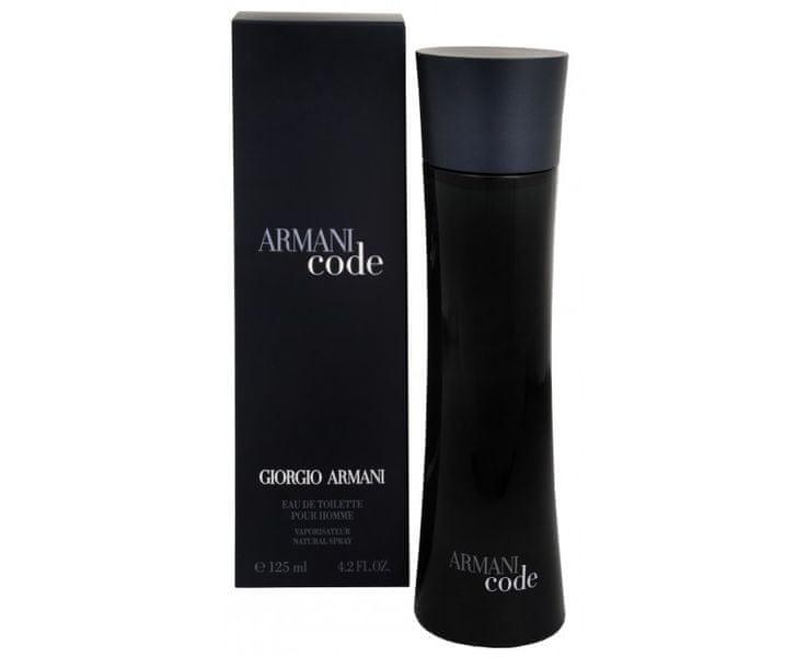 Giorgio Armani Code For Men - EDT 75 ml