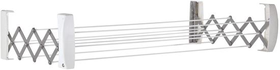 Leifheit sušilec perila Teleclip 60, bel