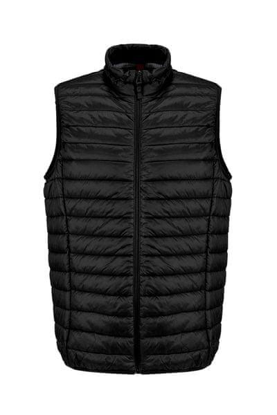 Geox pánská vesta 48 černá