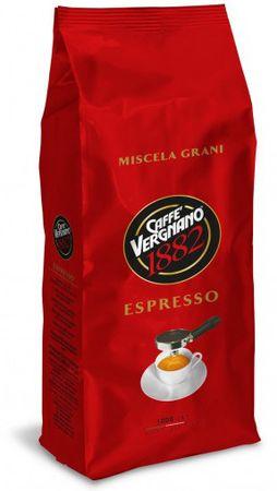 Vergnano Espresso Bar kava v zrnu, 1 kg