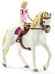 Schleich Sofija in Andaluzijska kobila 42412