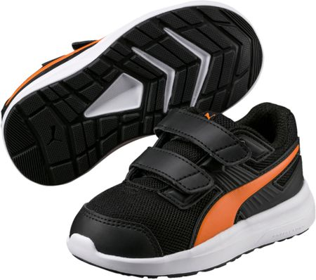 Puma buty do biegania Escaper Mesh V PS Black Vibrant Ora 34,5