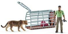 Schleich Set pasca na veľké zvieratá 42427