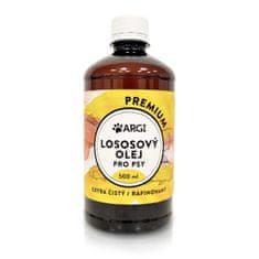 Argi olej z łososia PREMIUM, 500 ml