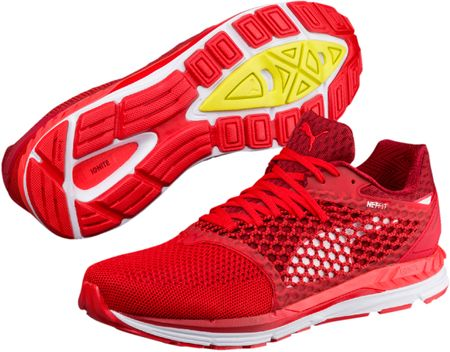 Puma Speed 600 Ignite 3 Flame Scarlet Red Dah 45