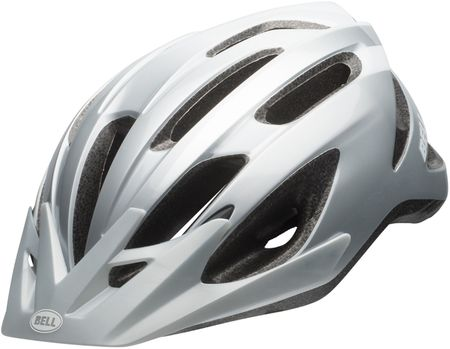 Bell kask rowerowy Crest Grey/Silver 54-61 cm