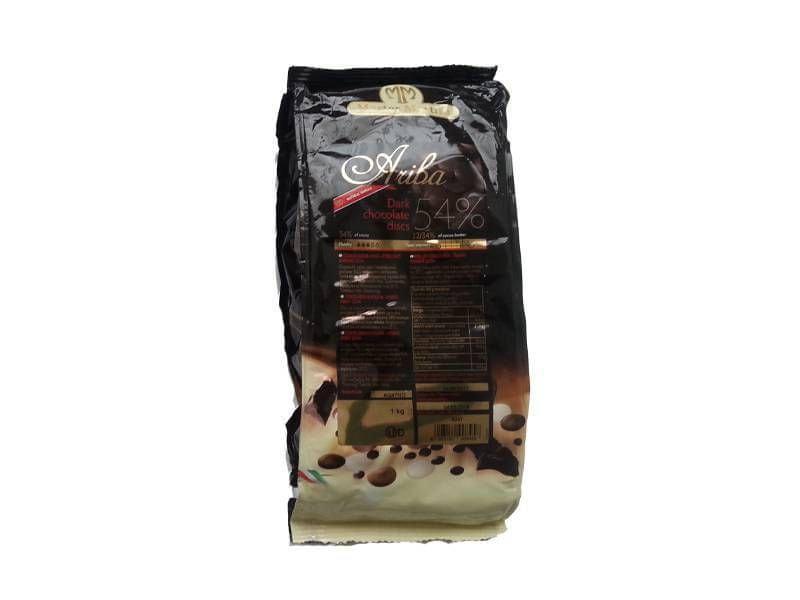 Master Martini Čokoládová poleva 1kg - hořká 54%