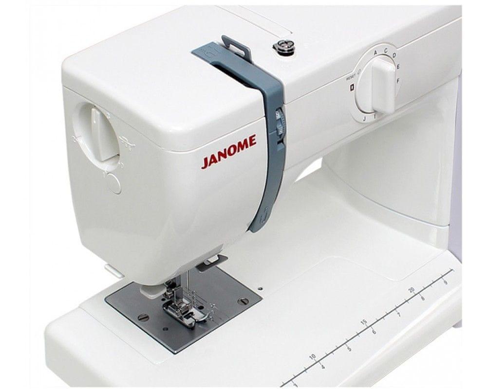 Šicí stroj JANOME 419S extra silný vpich jehly
