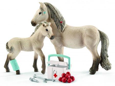 Schleich zabawkowe figurki koni 42430