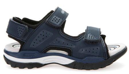 Geox sandały chłopięce Borealis 34 niebieski