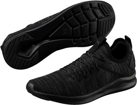 Puma superge Ignite Flash Evoknit Black, 42