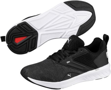 Puma buty do biegania NRGY Comet Black White 42,5