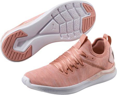 Puma Ignite Flash Evoknit Satin Ep Wn S Peach, 38,5