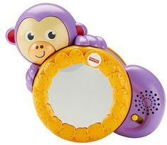 Fisher-Price Kutálející se opička se zvuky