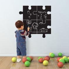 Walplus Samolepicí tabule na zeď, puzzle