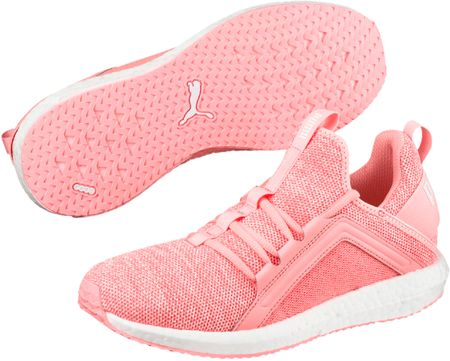 Puma Mega NRGY Knit Wn S Soft Fluo Peach 40