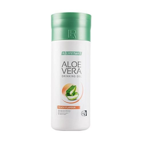Aloe Vera Drinking Gel Broskev 1000 ml