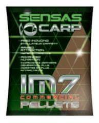 Sensas Pelety IM7 Extrudes Green Garlic Betain 700 g