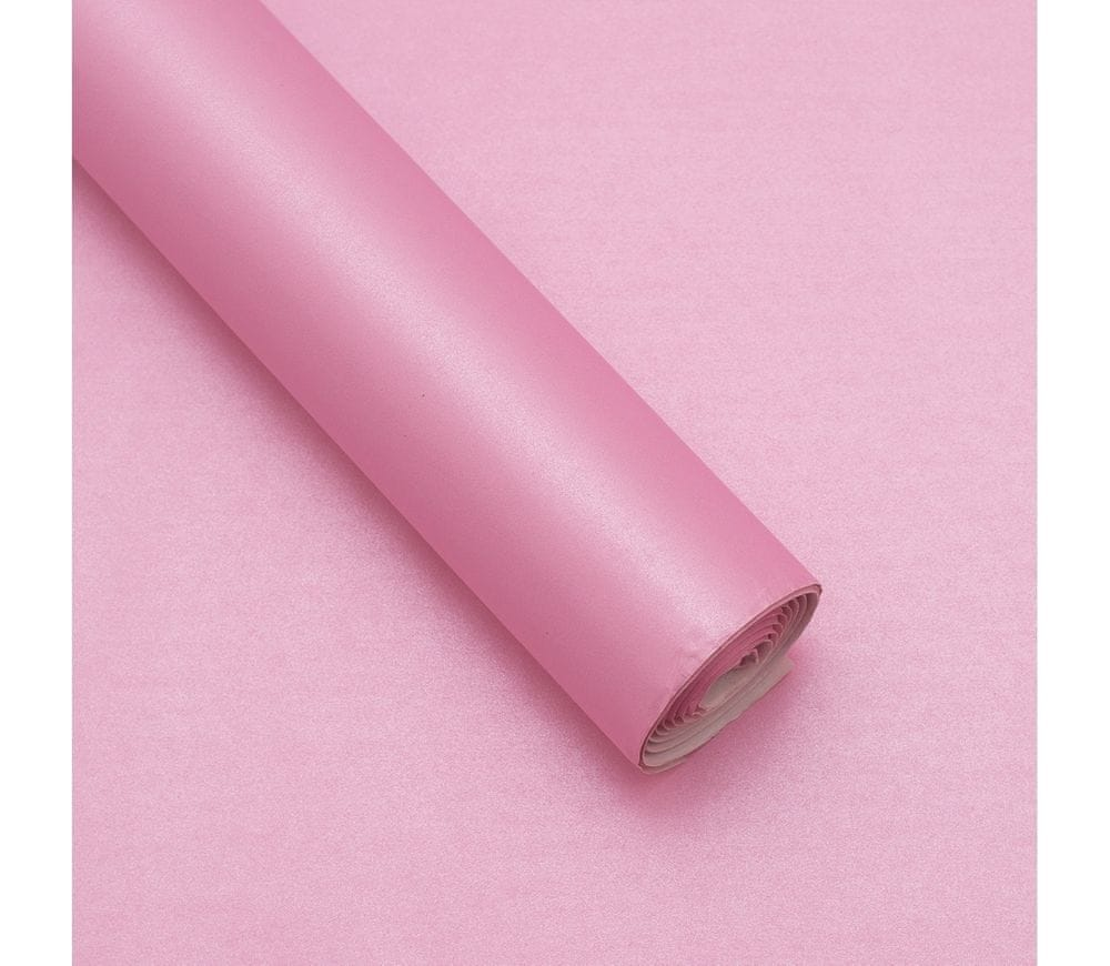 Giftisimo Balicí papír, perláž, růžový, 5 archů