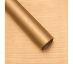 Giftisimo Balicí papír, natura, zlatý, 5 archů