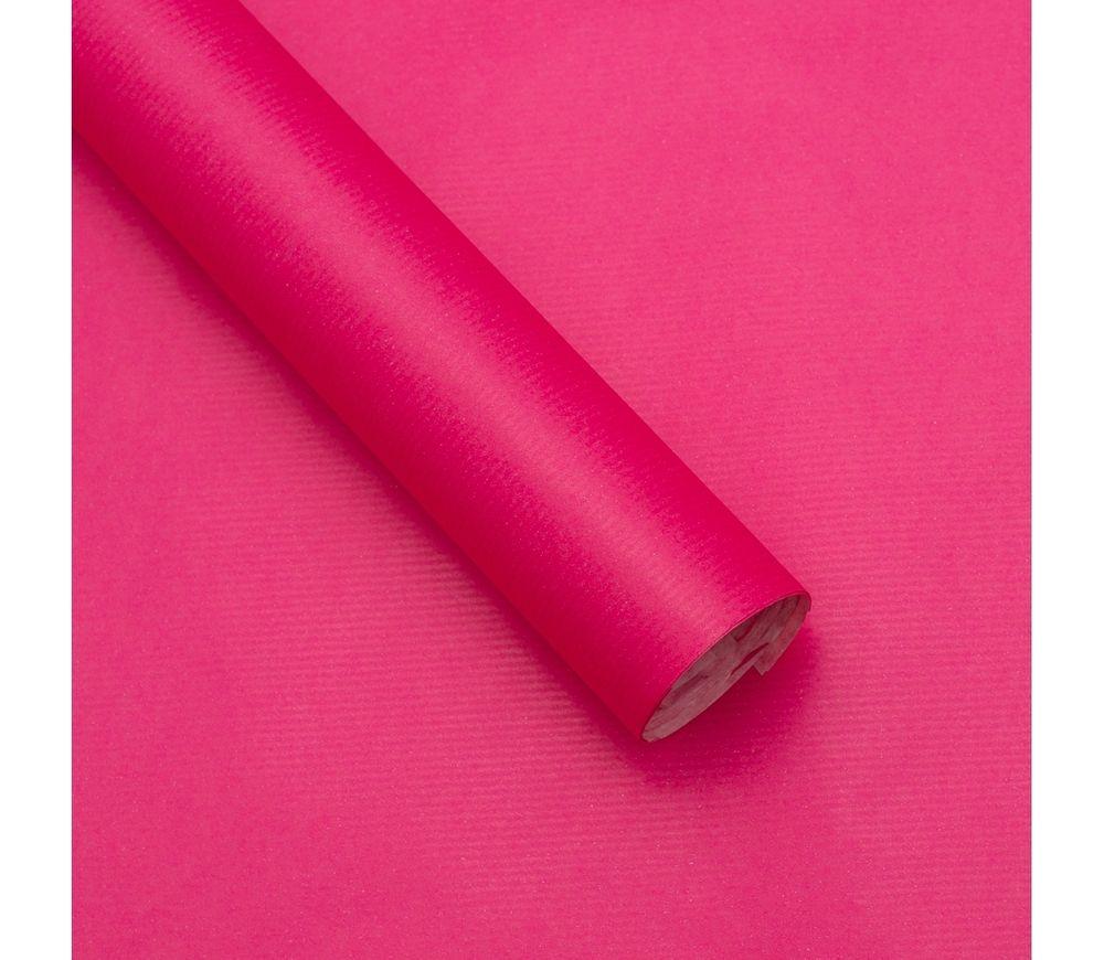 Giftisimo Balicí papír, natura, růžový, 5 archů