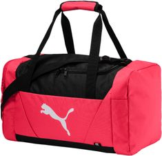 Puma Fundamentals Sports Bag S Paradise Pink