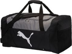 Puma Fundamentals Sports Bag M Black