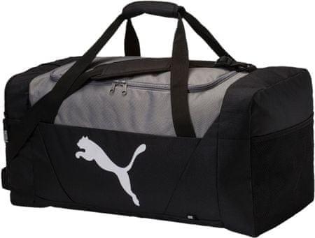 Puma Fundamentals Sports Bag M Black