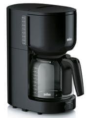 Braun aparat za kavu PurEase KF3120, crni