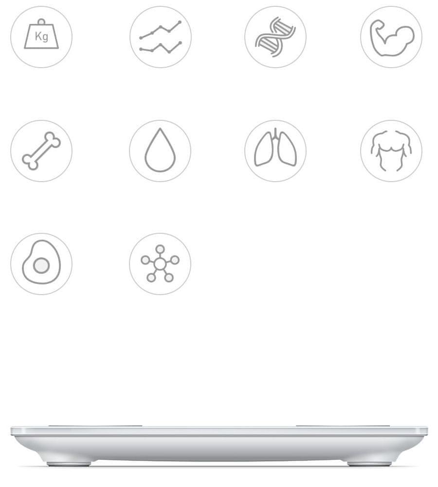 04b608899 Xiaomi Mi Body Composition Scale. Digitální Bluetooth osobní váha ...