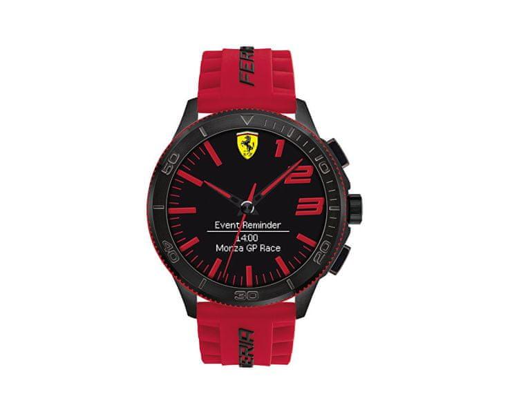 Scuderia Ferrari Chytré hodinky 0830376