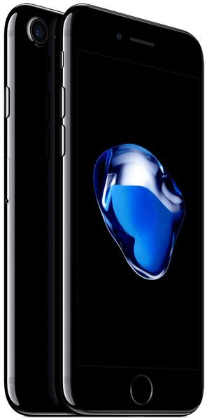 Apple Iphone 7, 32gb, Temně Černý