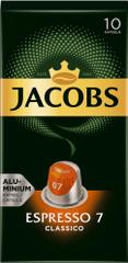 Jacobs Espresso Classico Intenzita 7 - 100 hliníkových kapslí kompatibilních s kávovary Nespresso® *